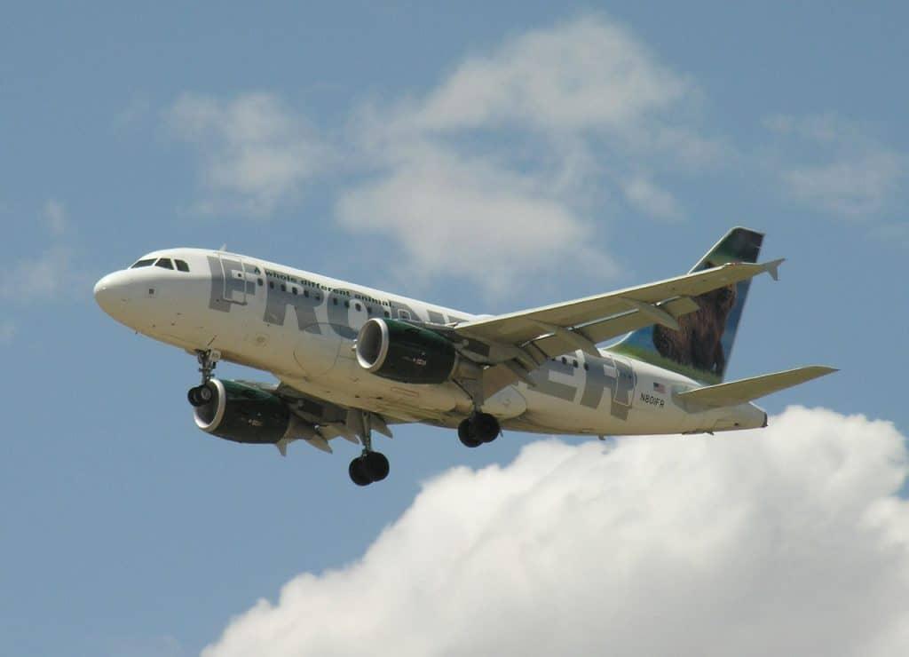 Frontier Plane