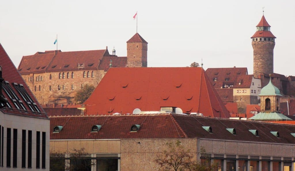 nuremburg castle
