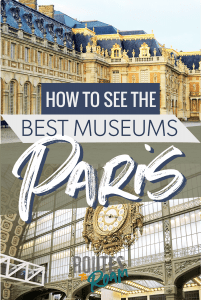 best museums in Paris